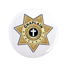 "Star Badge 3.5"" Button (10 pack)"