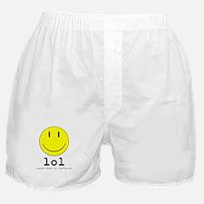 Smiley Boxer Shorts