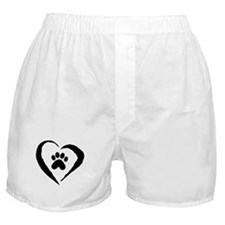 Heart Boxer Shorts