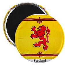 "Scotland Lion Rampant 2.25"" Magnet (10 pack)"