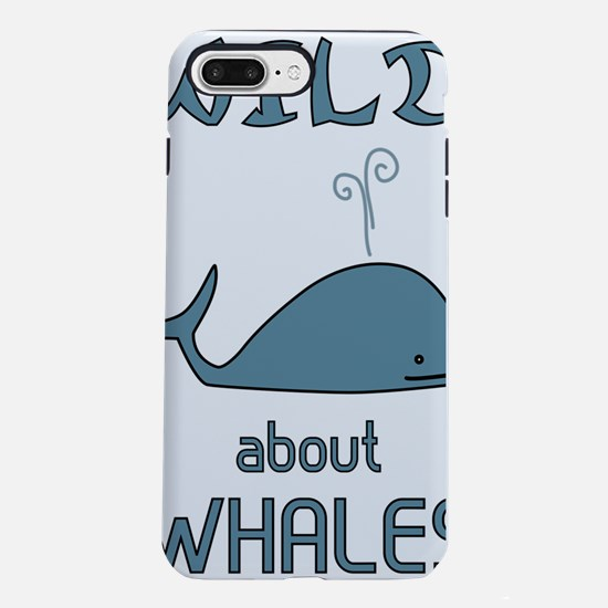 Wild About Whales iPhone 7 Plus Tough Case