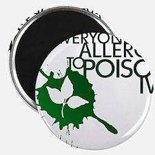 Poison Ivy II Magnet
