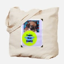 Huggles Tote Bag