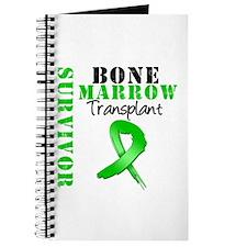 BMT Survivor Ribbon Journal