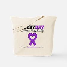 PancreaticCancer Daddy Tote Bag