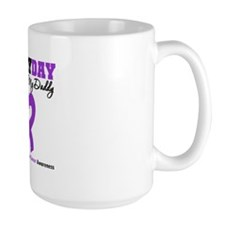 PancreaticCancer Daddy Mug