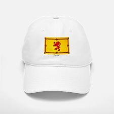 Scotland Lion Rampant Baseball Baseball Cap