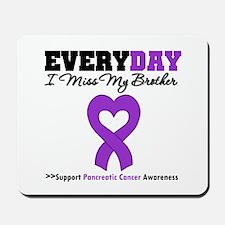 PancreaticCancer Brother Mousepad