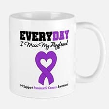 PancreaticCancer Boyfriend Mug