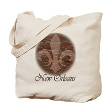 Fleur De Lis N. O. - Tote Bag