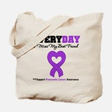 PancreaticCancer BestFriend Tote Bag