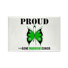ProudBoneMarrowDonor Rectangle Magnet