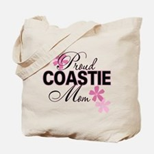 Proud Coastie Mom Tote Bag
