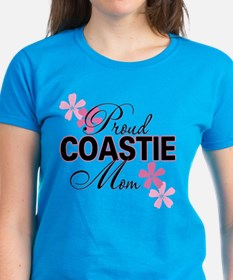 Proud Coastie Mom Tee