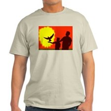 Pigeon In Flight T-Shirt