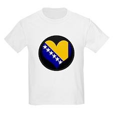 I love Bosnia and Herzegov T-Shirt