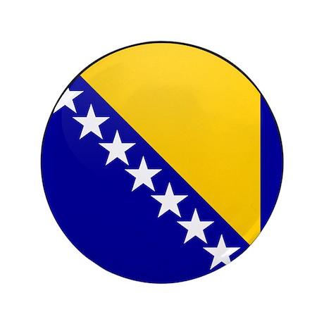 """Bosnia 3.5"""" Button"""