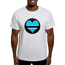 I love Botswana Flag T-Shirt