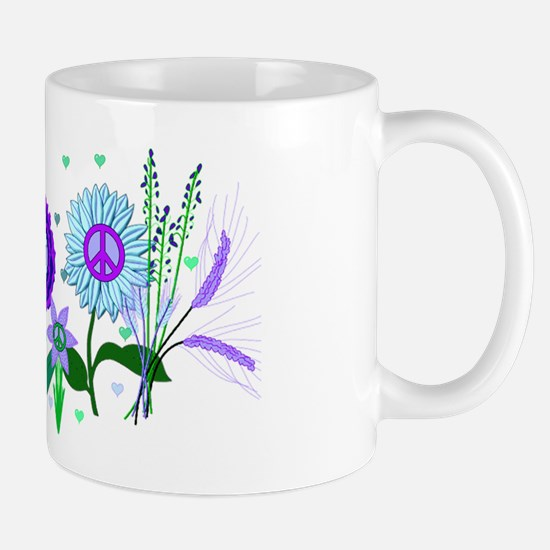 Growing Peace Mug