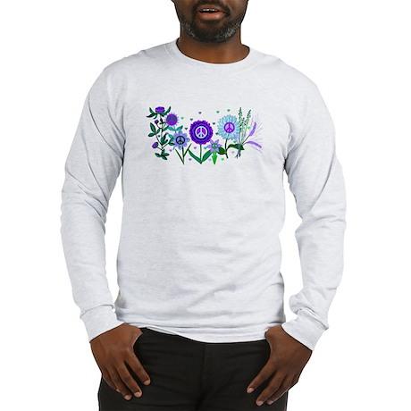 Growing Peace Long Sleeve T-Shirt