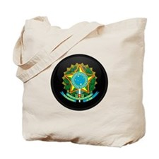 Coat of Arms of Brazil Tote Bag