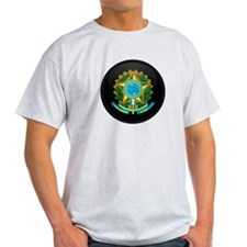 Coat of Arms of Brazil T-Shirt