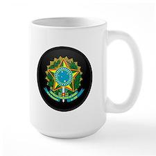 Coat of Arms of Brazil Mug