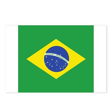 Brazilian Postcards (Package of 8)