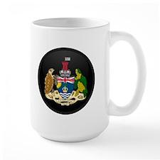 Coat of Arms of British In Mug