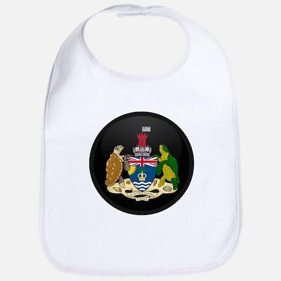 Coat of Arms of British In Bib