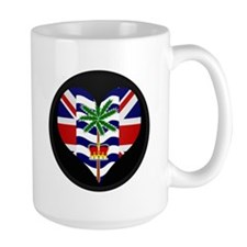 I love British Indian Ocea Mug