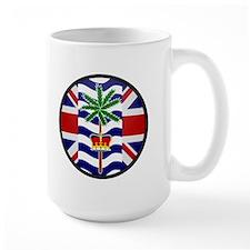 Bristish Indian Ocean Territo Mug