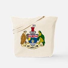 British Indian Ocean Territo Tote Bag