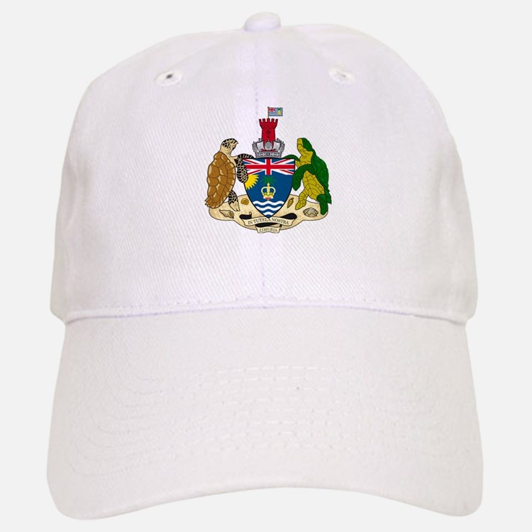 British Indian Ocean Territo Baseball Baseball Cap