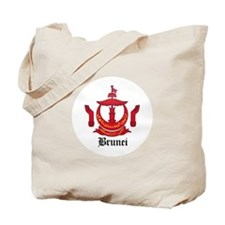 Bruneian Coat of Arms Seal Tote Bag