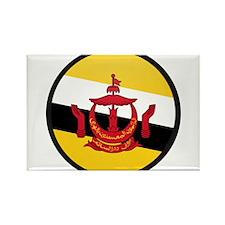 Brunei Rectangle Magnet