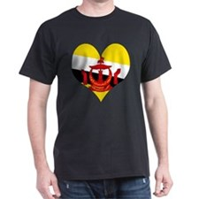 I Love BRUNEI DARUSSALAM T-Shirt
