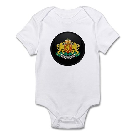 Coat of Arms of Bulgaria Infant Bodysuit
