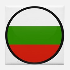 Bulgaria Tile Coaster