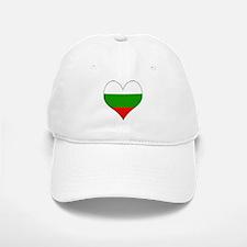 I Love Bulgaria Baseball Baseball Cap