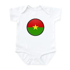 Burkina Faso Infant Bodysuit