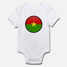 Burkina Faso Infant Bodysuit