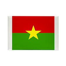 Burkinabe Rectangle Magnet