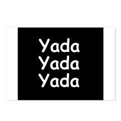 Yada Yada Yada Postcards (Package of 8)