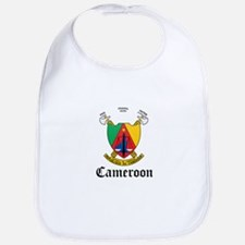 Cameroonian Coat of Arms Seal Bib