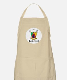 Cameroonian Coat of Arms Seal BBQ Apron