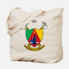 Cameroon Coat of Arms Tote Bag