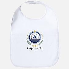 Cape Verdean Coat of Arms Sea Bib