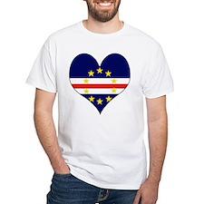 I Love Cape Verde Shirt