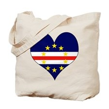 I Love Cape Verde Tote Bag